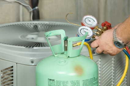 A Guide to Air Conditioner Refrigerant Leaks for St  Louis Area
