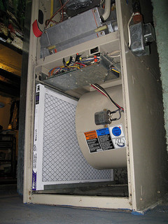 Install Your Furnace Filter In The Right Direction To