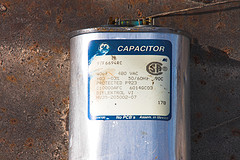 How A Blown Capacitor can Lead to an Air Conditioner