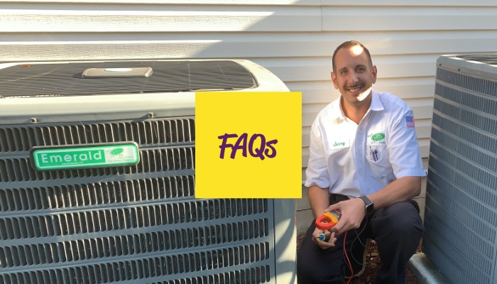 Jerry Kelly Air Conditioning Technician With Gauges Faqs